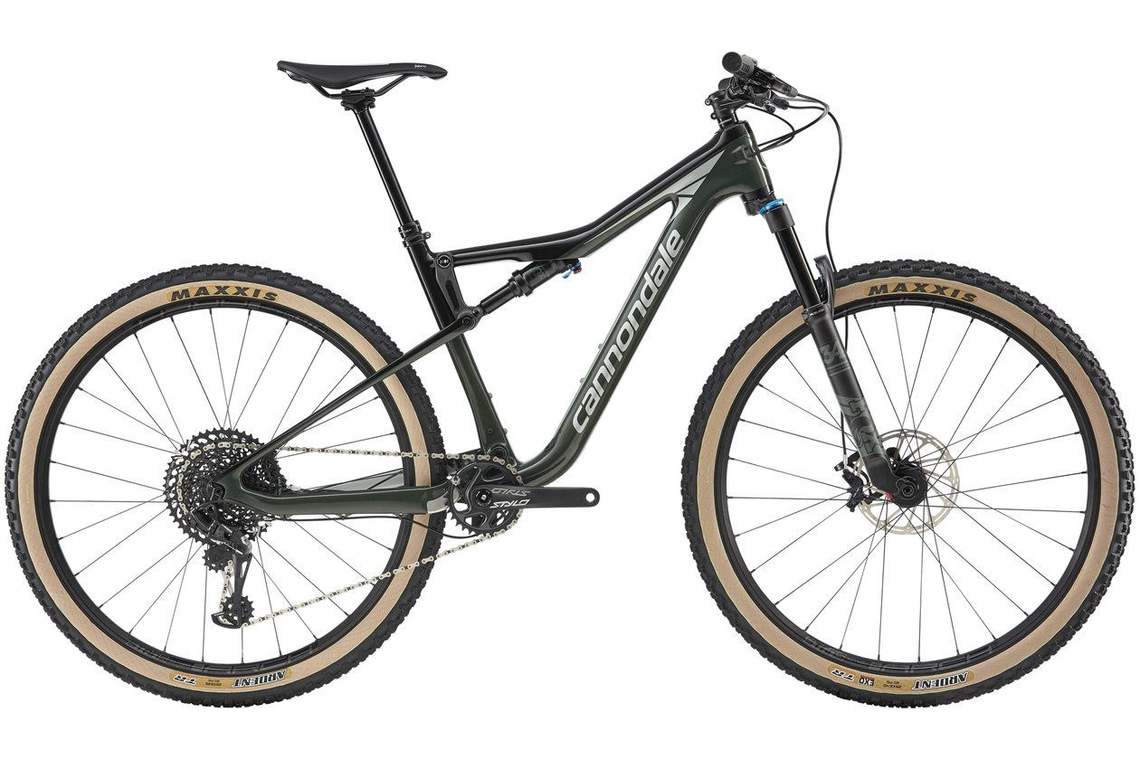 Cannondale Scalpel-Si Carbon SE - 2019 - 29 Zoll - Fully